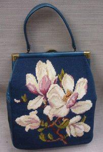 Вышивание бисером - сумочка