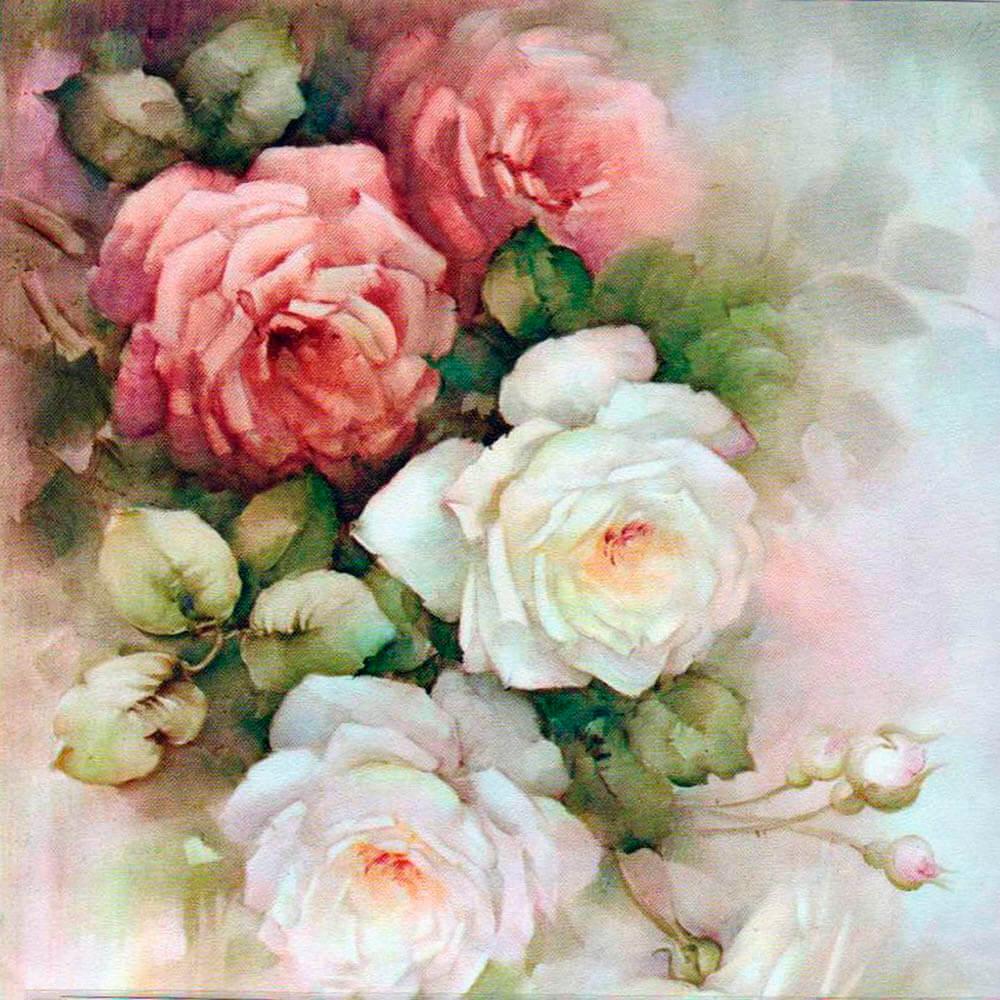 Картинки для декупажа: Цветы