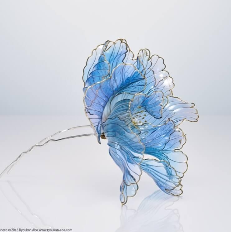 Цветы из эпоксидной смолы
