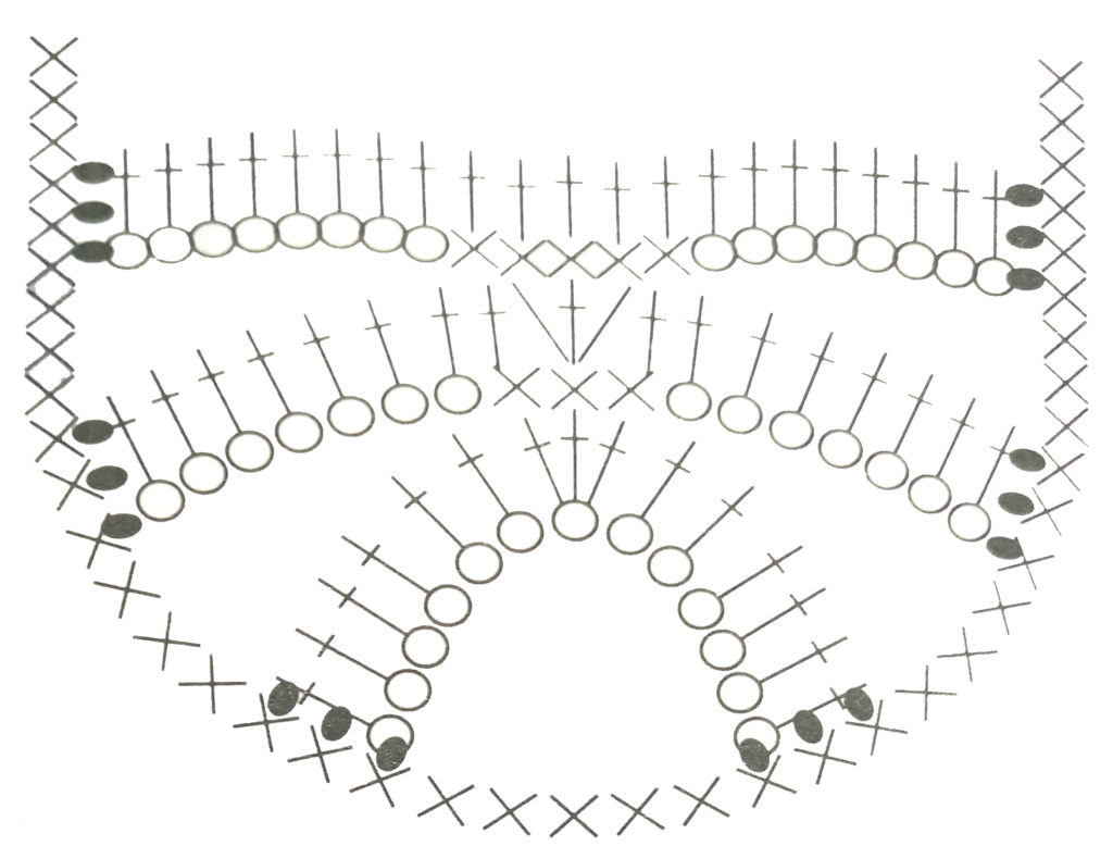 Пинетки - Схема 2