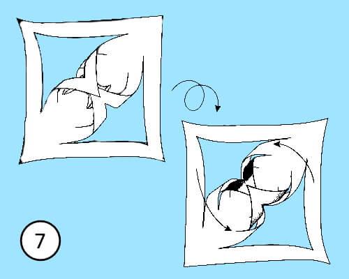 Объемные снежинки из бумаги своими руками