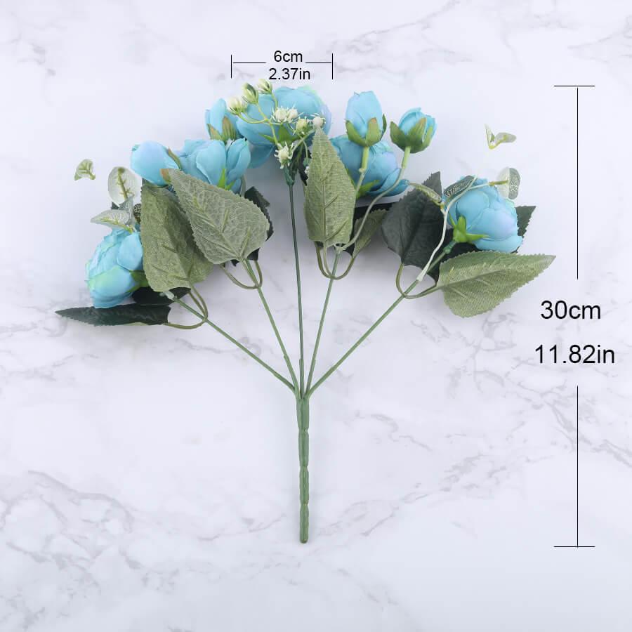 Букет искусственных роз