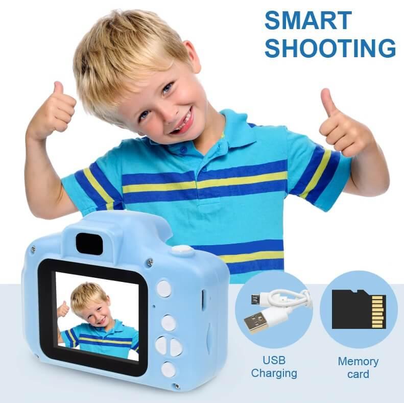 Детский фотоаппарат игрушка