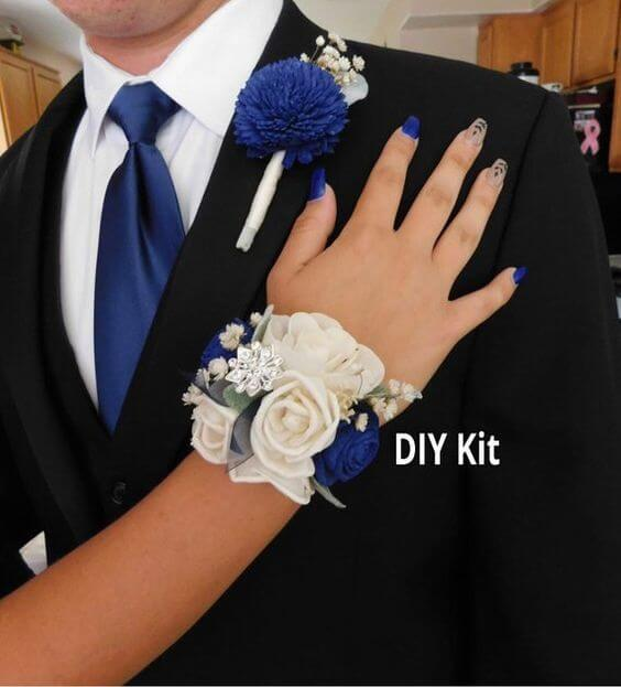 Бутоньерка на свадьбу