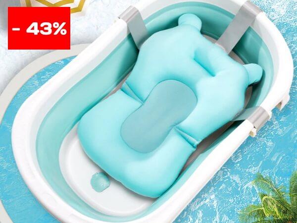 Коврик в ванночку для новорожденного