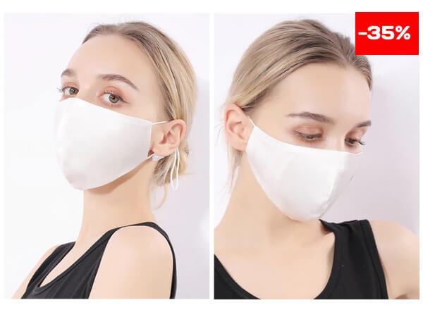 Многоразовая женская маска