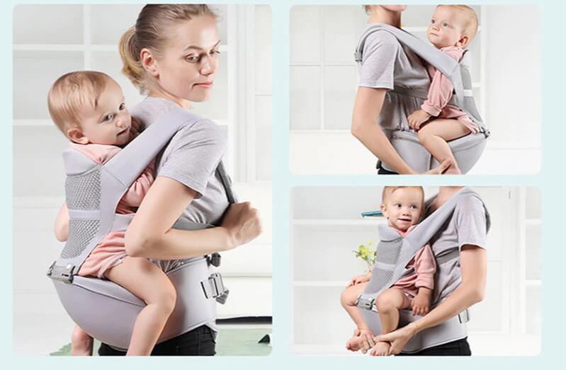 рюкзак-кенгуру для новорожденных детей