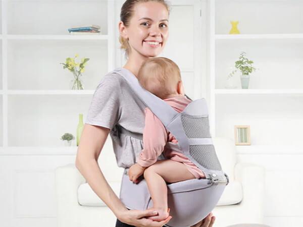 Слинг рюкзак для новорожденных детей