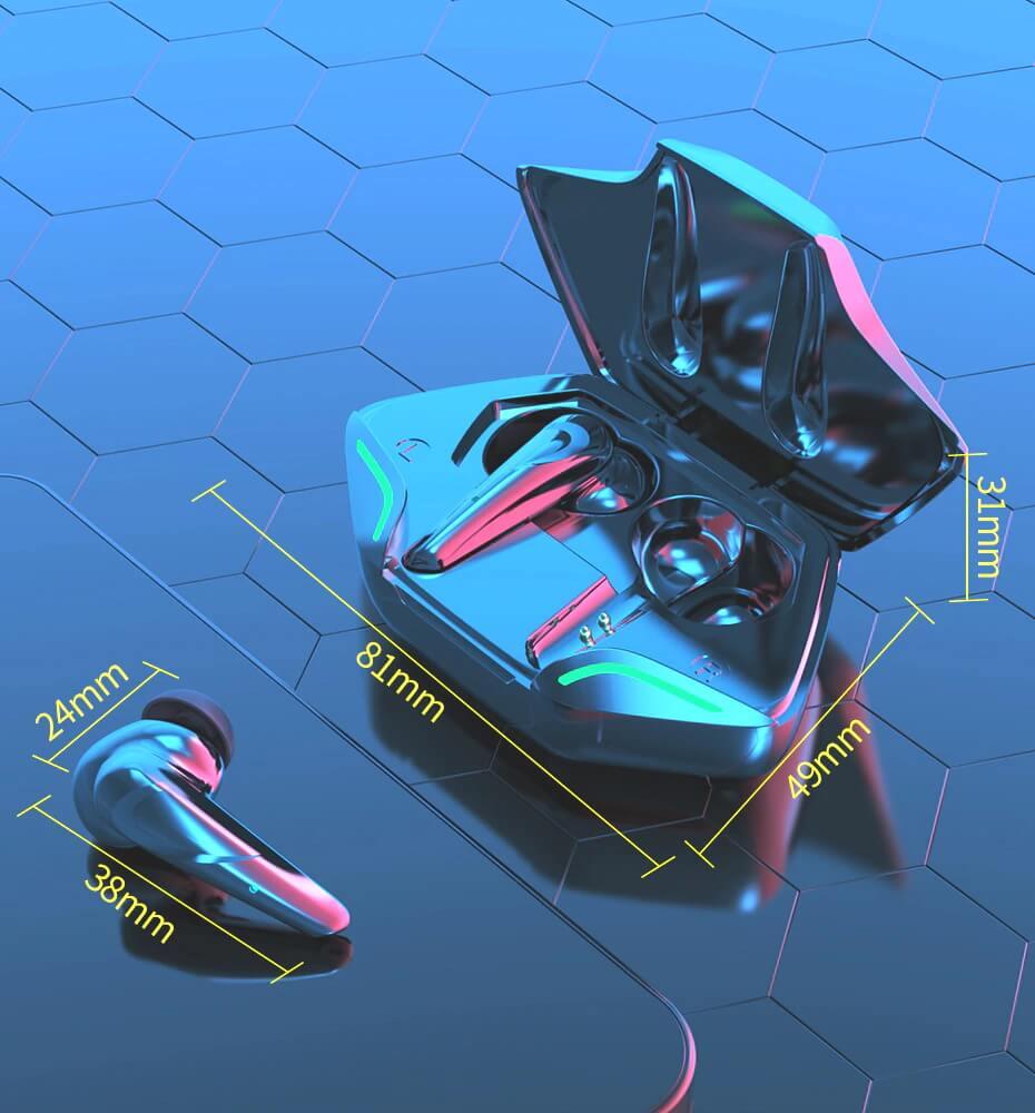 Беспроводные Bluetooth Игровые наушники