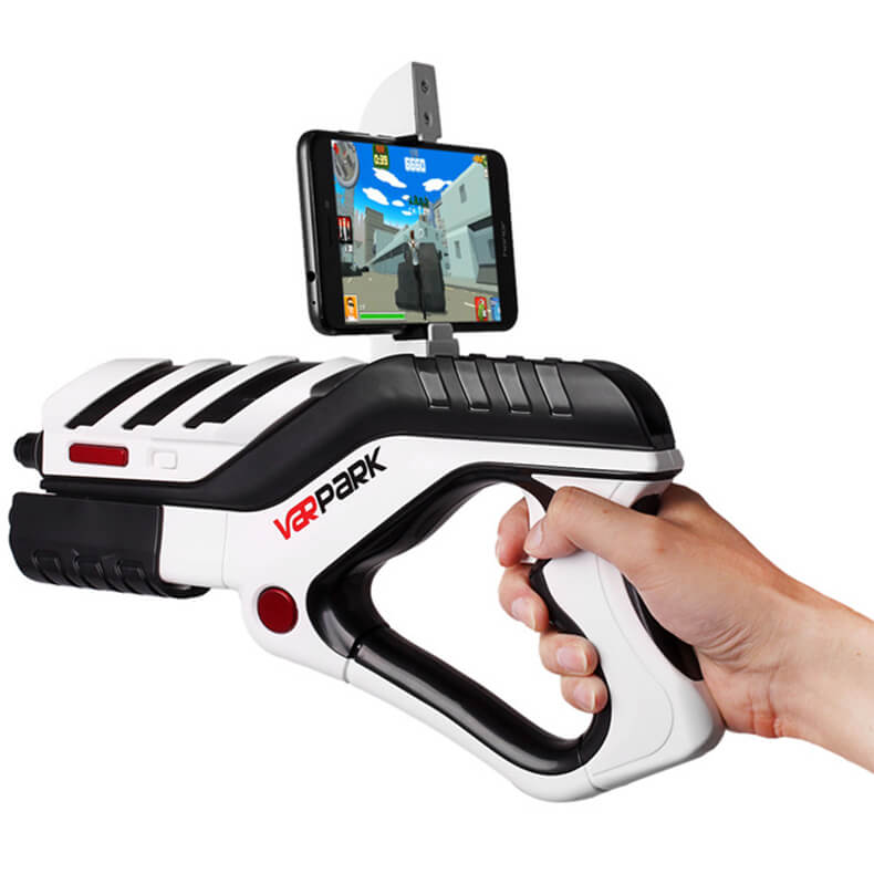 Игровой пистолет виртуальной реальности