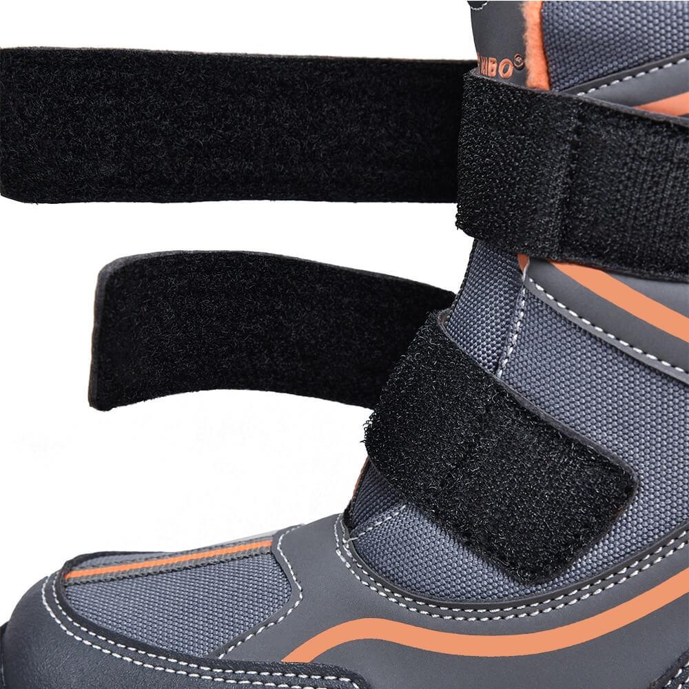Зимние ботинки Jackshibo для мальчиков