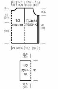 bely-zaket-vykroyka