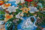 Виды вышивания бисером