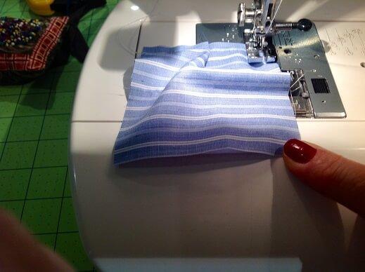 Шьем одеяло Бомбон
